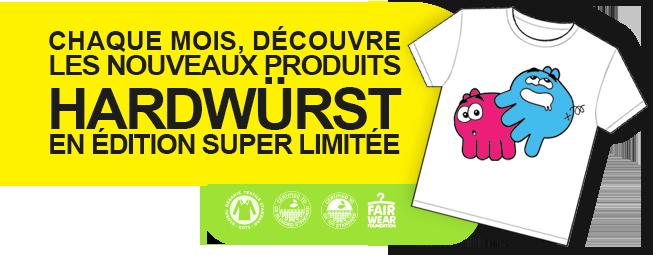 Tshirt Hardwurst